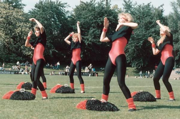 Die ersten PANTHERETTES | 1980