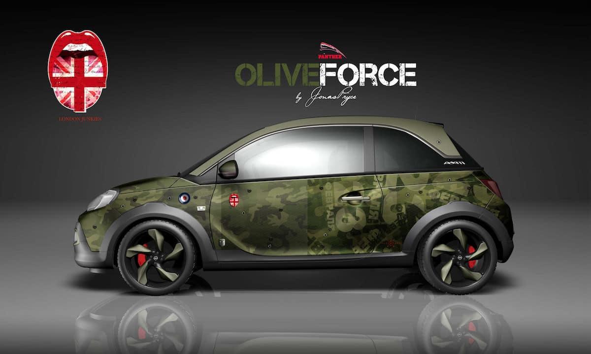 car design 030 d sseldorf panther. Black Bedroom Furniture Sets. Home Design Ideas