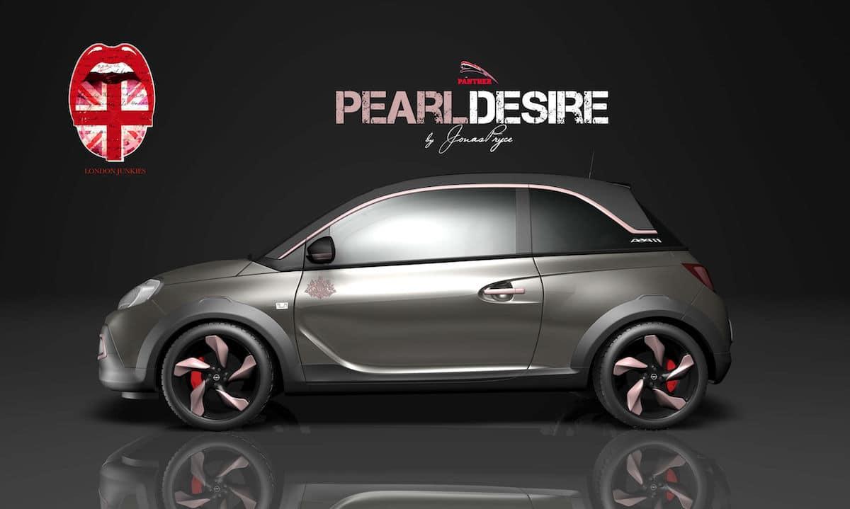 car design 033 d sseldorf panther. Black Bedroom Furniture Sets. Home Design Ideas