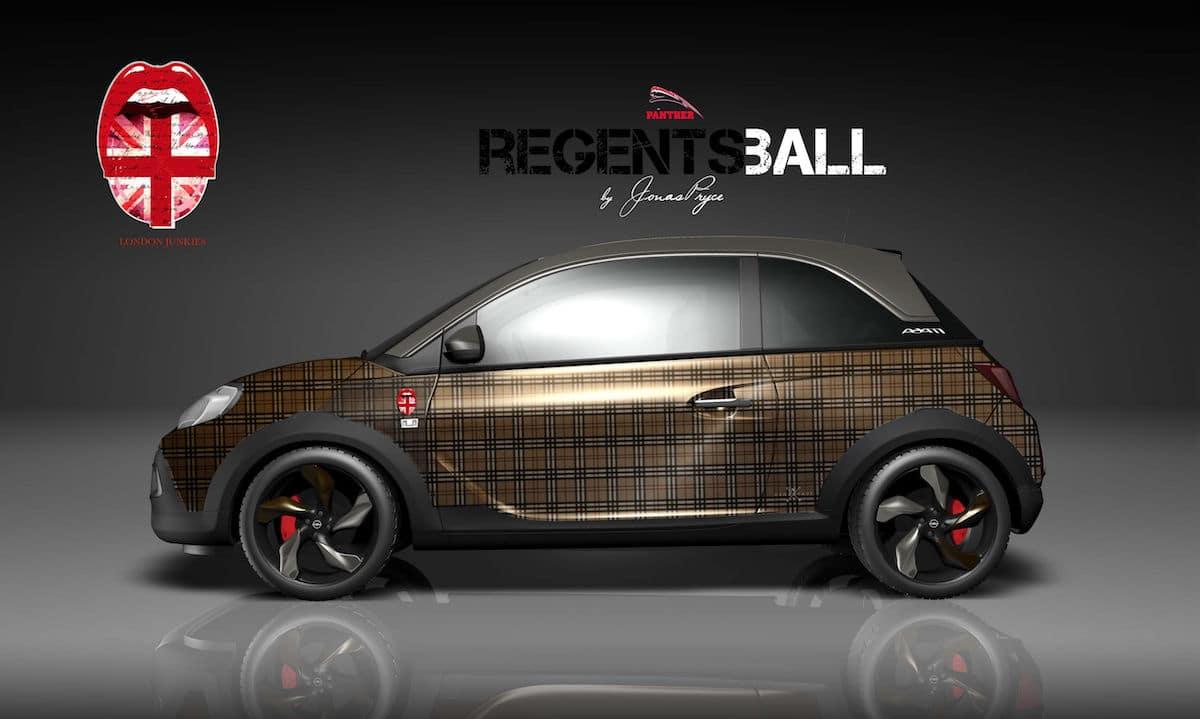 car design 036 d sseldorf panther. Black Bedroom Furniture Sets. Home Design Ideas