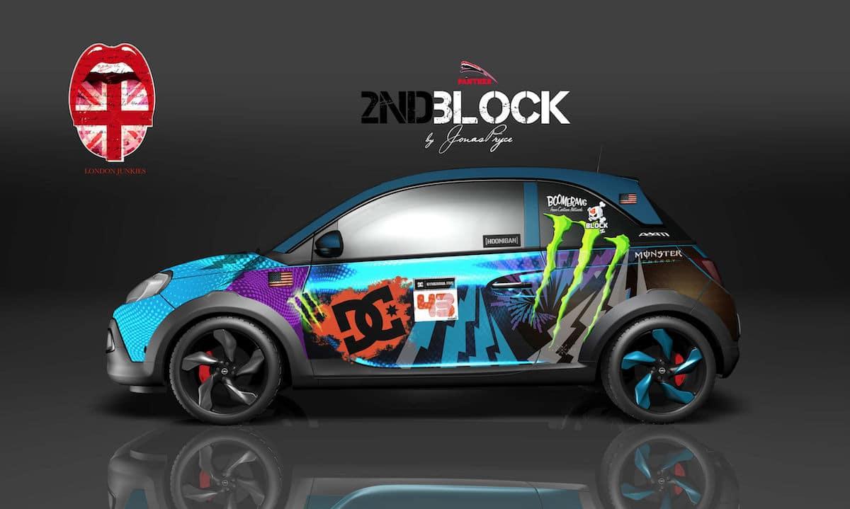 car design 040 d sseldorf panther. Black Bedroom Furniture Sets. Home Design Ideas