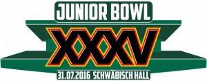 Logo Junior Bowl XXXV