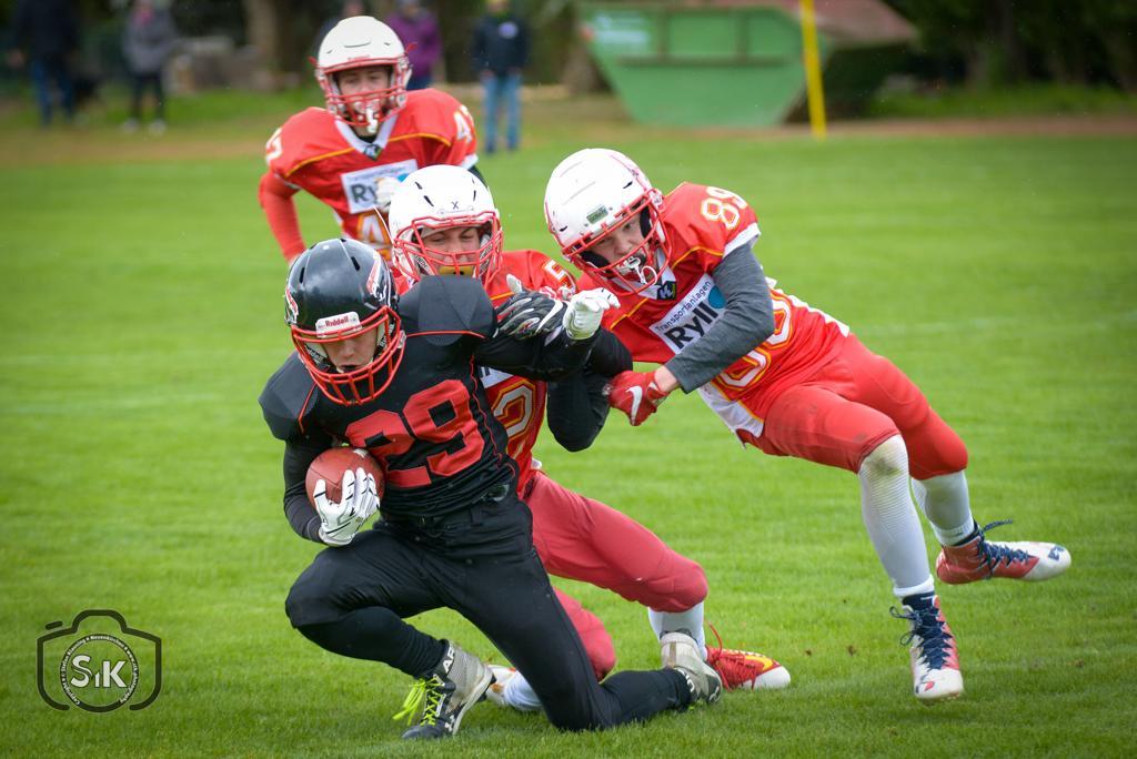 U16 startet mit solider Leistung